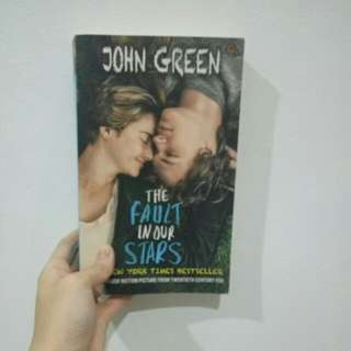 REPRICE The Fault In Our Star (Indonesia)