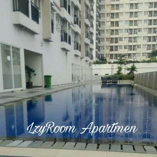 Sewa Harian LzyRoom Apartmen Depok