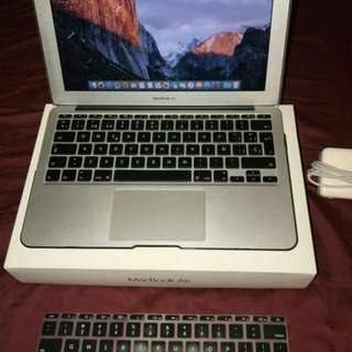 MacBook pro Air 2015 11.6 inch