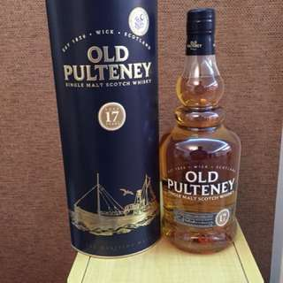 Old Pulteney 17年