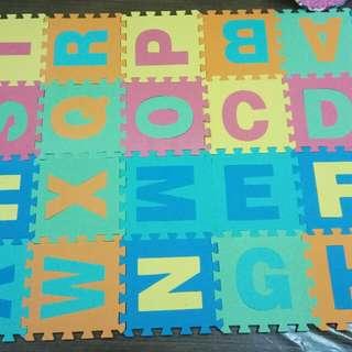 Crawling Puzzle Play Mat
