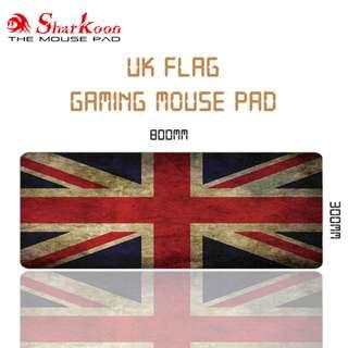 UK Flag Anti-Slip Gaming Mouse Pad / Mousepad