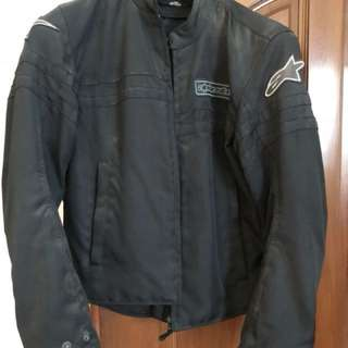 Alpinestar Stella riding jacket  size(M)