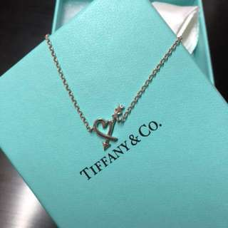 Tiffany and co silver bracelet