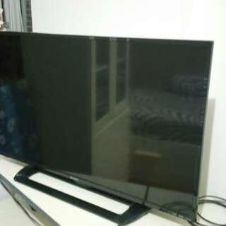 "Sharp LED TV 40"""