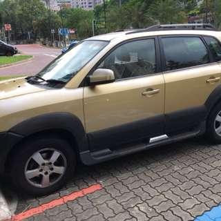 Hyundai Tucson 2.0 Auto