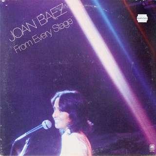 RESERVED - Joan Baez, Vinyl LP, used, 12-inch original pressing, DOUBLE album