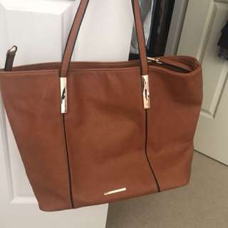 BRAND NEW TONY BIANCO LEATHER BAG