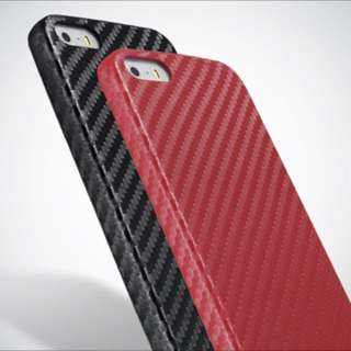 Carbon Grip Case for iphone 7+