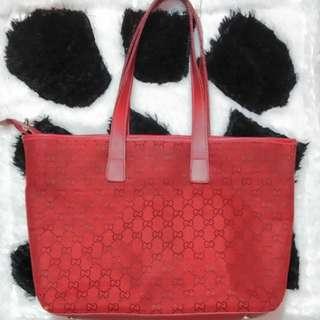 Shoulder Bag / Tas Bahu Merah