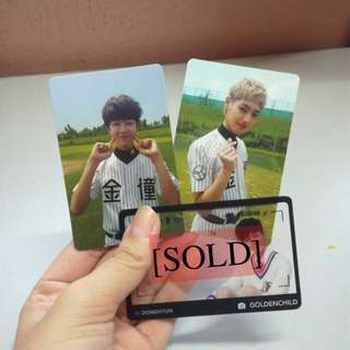 Golden Child Golcha Donghyun and Tag pc