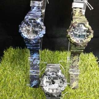 """卡西歐品牌手錶""""Casio""""""""G-Shock""""日本機芯一年保養"""
