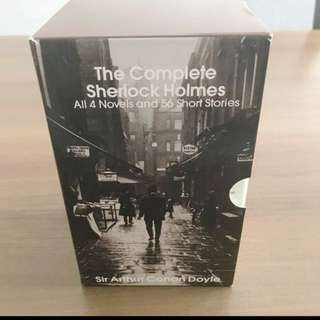 Complete Book Sherlock Holmes