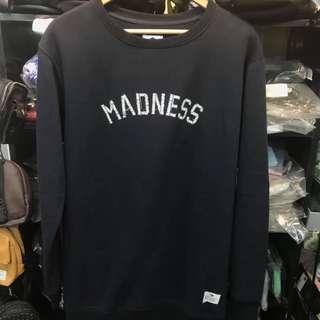 Madness black 衛衣