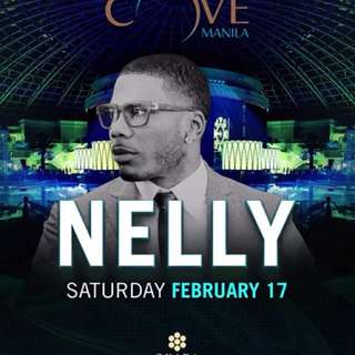 Nelly Show Ticket