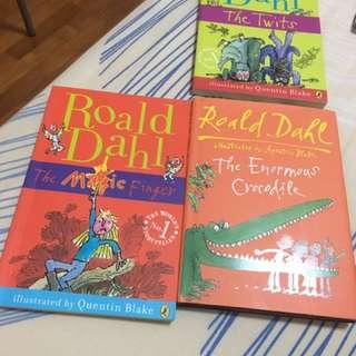 Roald Dahl Popular Children Stories