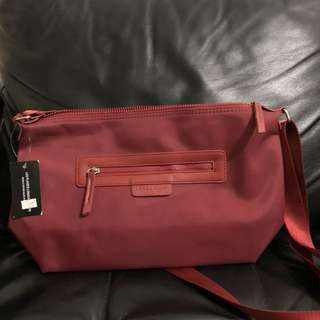 (inc pos) longchamp shoulder bag