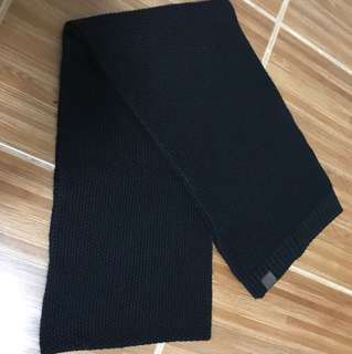 Authentic Mercedes-Benz Knitted Neck Scarf