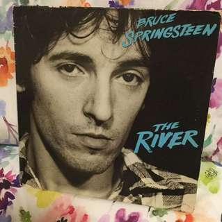 Vinyl Lp - Bruce Springsteen -River