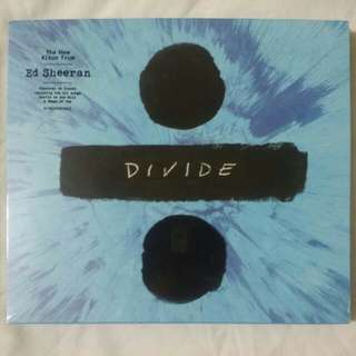 [Music Empire] Ed Sheeran - Divide CD Album
