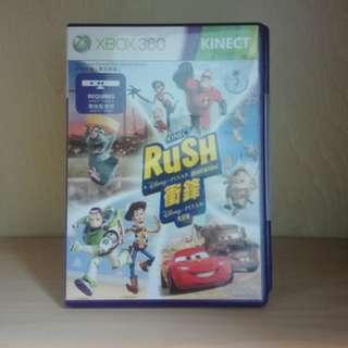 Kinect Rush Pixar Disney Xbox 360