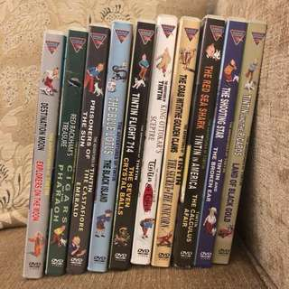 The Adventures of TinTin *Collectors Pack of 21 DVDs*