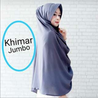 Khimar Jumbo Ped