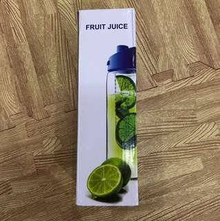 Juice Bottle - Infused Water Bottle