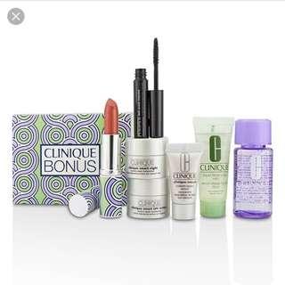Clinique Bonus Set