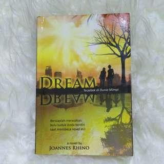 DREAM Novel murah