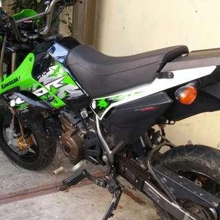 For sale  kawasaki ksr 110cc