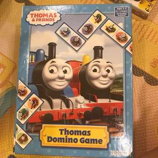Thomas and friend domino game