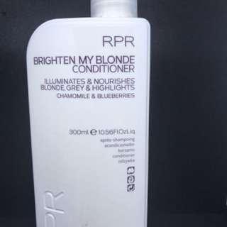 RPR Brighten my blonde Conditioner