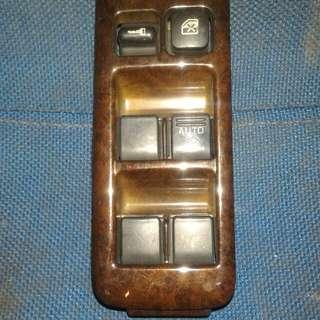 Original Main Switch Power Window Nissan Cefiro A32