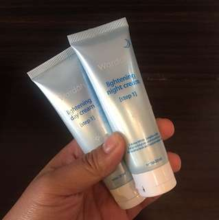 day cream & night cream