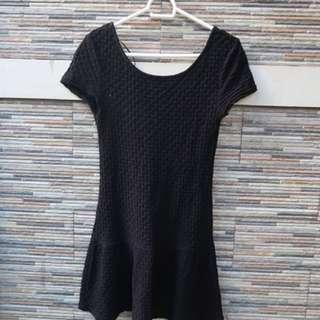 H&M Peplum Dress