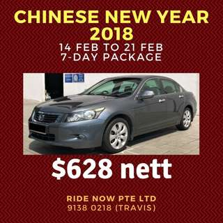 FLASH PROMOTION 14-21FEB CNY from $428