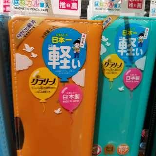 【日本代購】日本第一輕多功能兒童筆盒