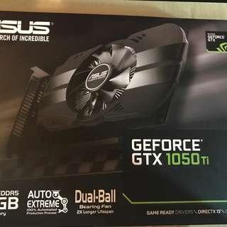 Asus gtx 1050ti 4gb