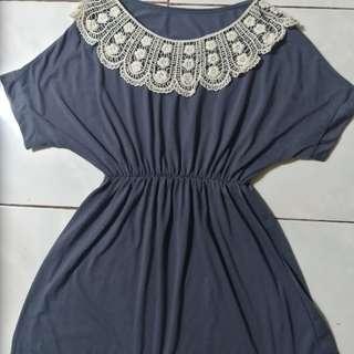Preloved Gray Dress