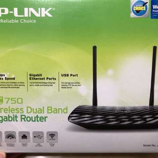 TP-Link 750Mbps WiFi Router