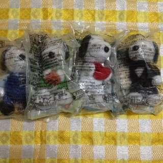 #CNY88 Vintage McD-Peanuts-The Many Lives of Snoopy