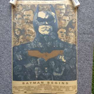 [3 for $4] Batman Posters