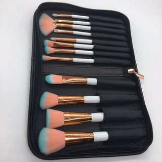 Brush set + bag