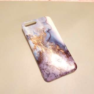 Iphone 8plus /7plus case marble only 1 left
