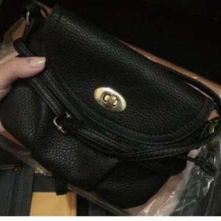 [Sold] genuine leather Crossbody bag