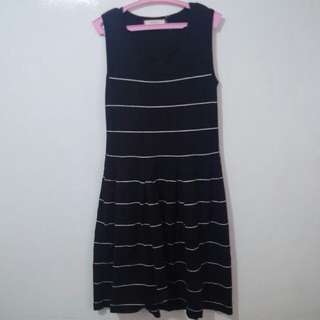 SM GTW FAB barely used knitted dress