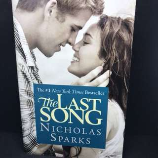 The Last Song by Nicholas Spark