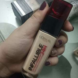 Loreal Infallable Foundation