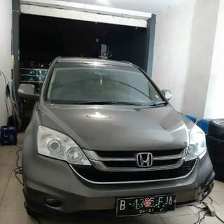Honda CRV 2010 Manual